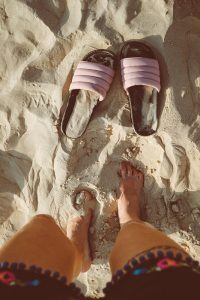 Selecting Your Summer Footwear